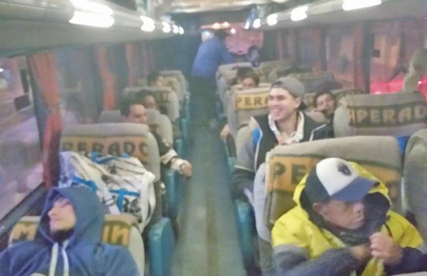 Calero se juega la vida  en Oruro ante Carl A-Z