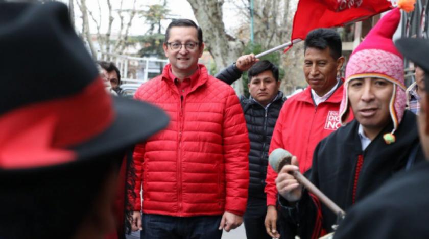 Para el MAS renuncia de Rodríguez muestra la crisis de la oposición; en UD hay diferencias sobre el tema