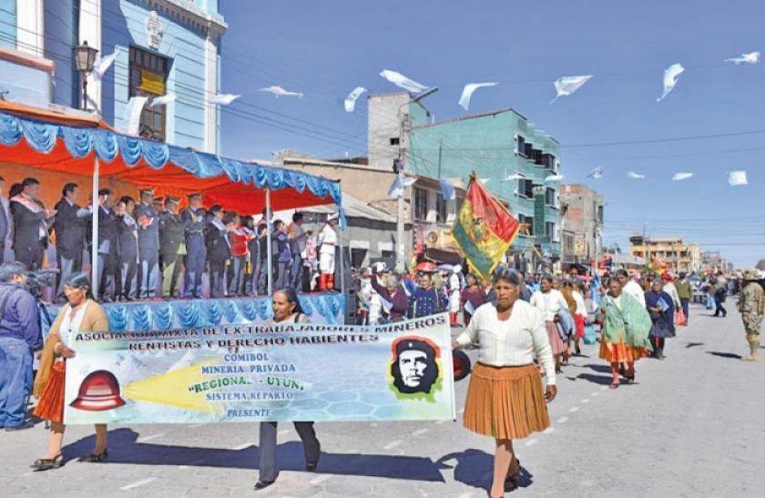 Litio del salar hace soñar que Uyuni será otro Buenos Aires