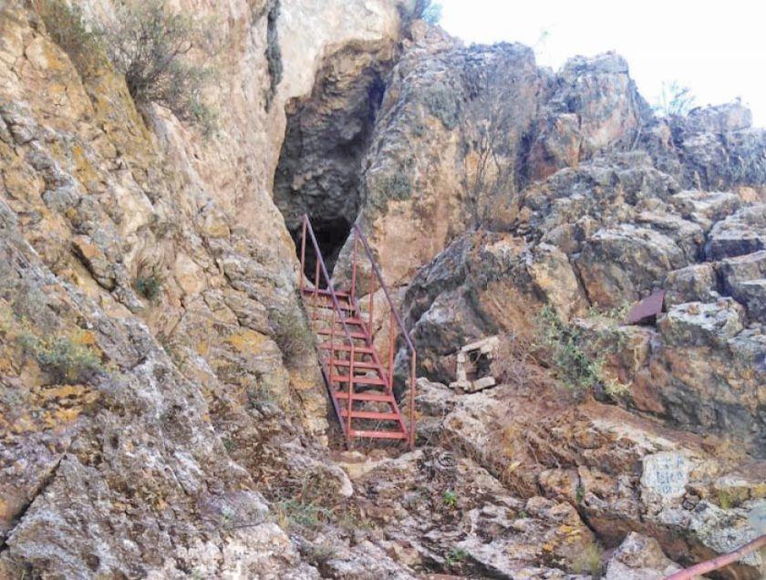 Ya es posible visitar ermita del padre Vicente Bernedo
