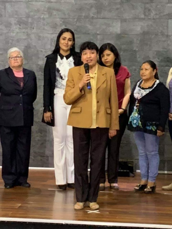 Convergencia Ciudadana apuesta por Daly Santa María como primera senadora