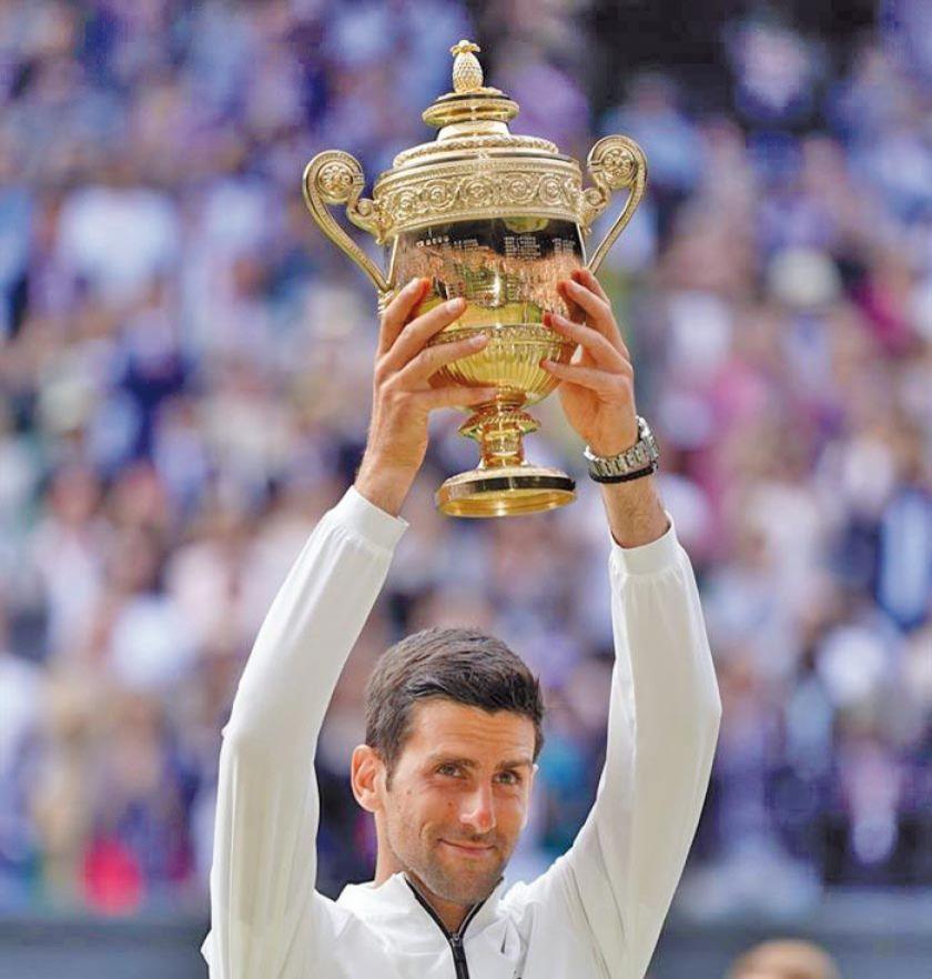 Novak Djokovic gana su quinto Wimbledon