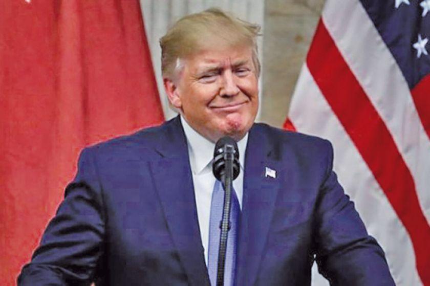 Trump ratifica que gobiernos latinos son corruptos e ineptos