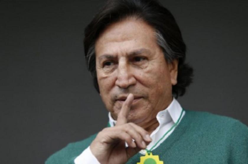 Detienen en EE.UU. al expresidente peruano Toledo por pedido de extradición