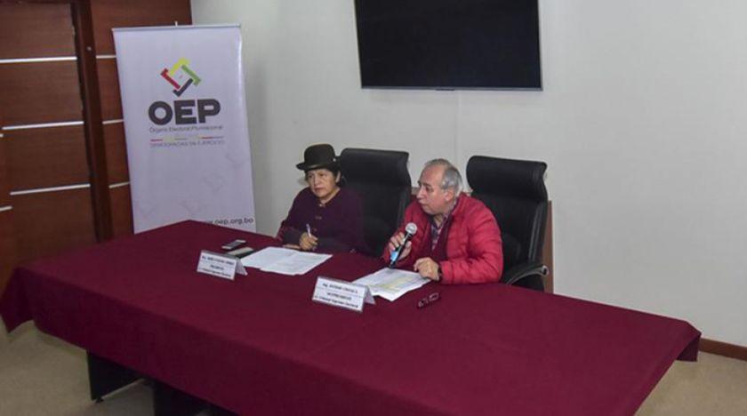 Cierran registro con más de un millón de inscritos en Bolivia y el exterior