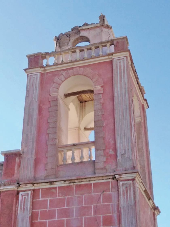 Templo de Vitichi ya es patrimonio municipal