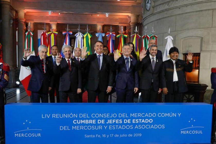 El Mercosur expresa su preocupación por la crisis venezolana