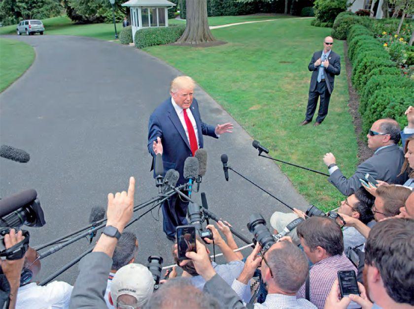 Trump elige el racismo como su arma electoral