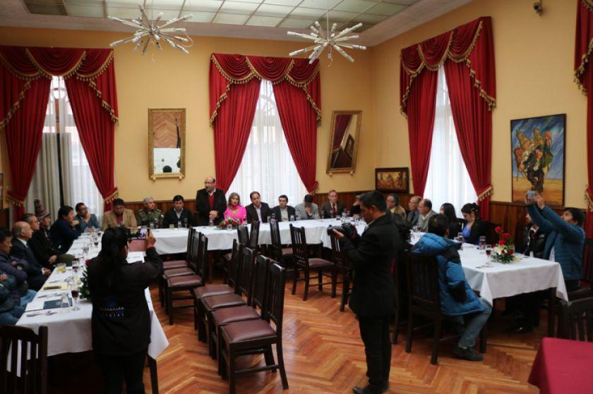 El diario El Potosí ya es asumido  como patrimonio de esta región