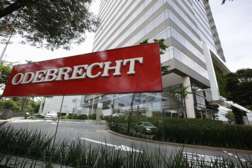 Fiscalía irá a Brasil para indagar el caso Odebrecht en Bolivia