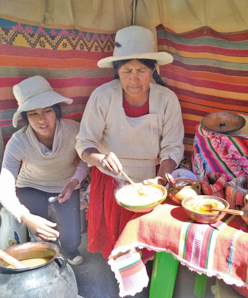 Potosí tiene la mayor  variedad en comidas
