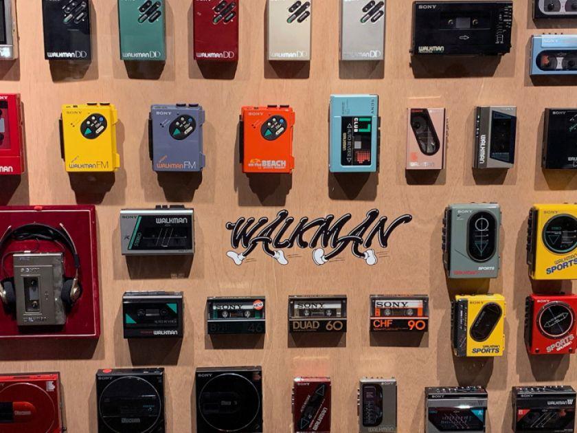 Repasan los 40 años del revolucionario Walkman