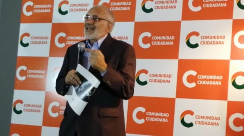 """Mesa promete investigar los """"despilfarros"""" en 13 años del gobierno de Evo Morales"""