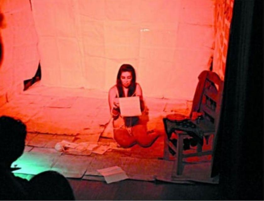 Elenco potosino se presenta en encuentro de teatro en La Paz