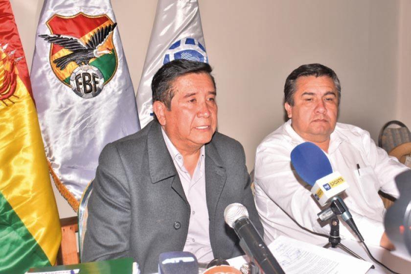Salinas convoca a los 14 clubes a reunirse hoy