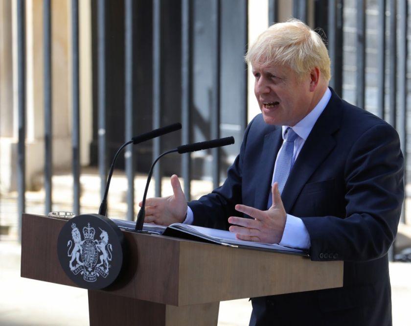 Boris Johnson, nuevo primer ministro del Reino Unido