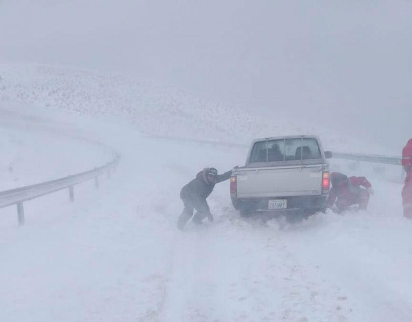 Habilitan el camino hacia Oruro y piden no exceder en velocidad