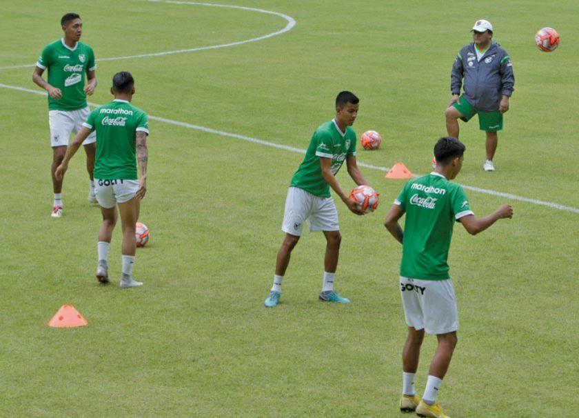 La Verde cae 11 puestos en el ranking FIFA