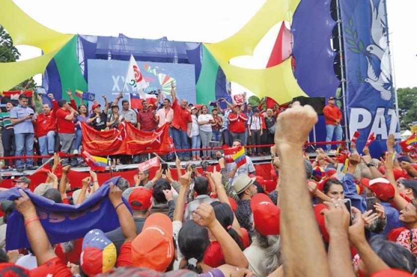 El Foro de Sao Paulo denuncia las agresiones del imperialismo
