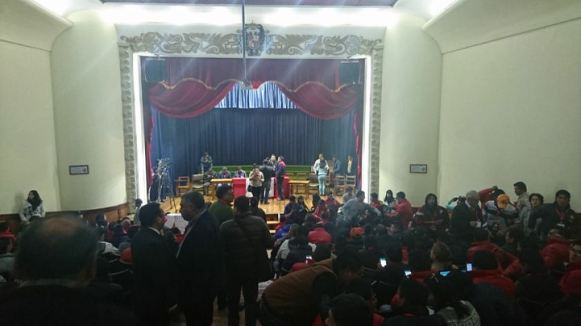 En agosto se define la continuidad del XIII congreso de universidades