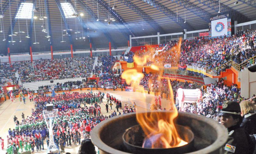 Más de mil deportistas buscan medallas en los PluriS