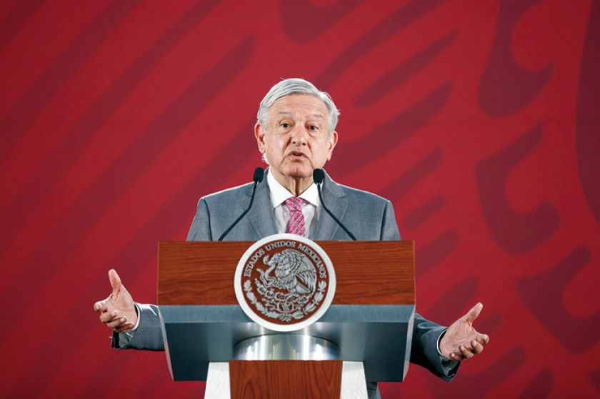 Cae flujo migratorio que llega de México a Estados Unidos