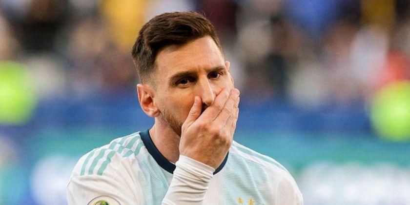 Conmebol suspende por tres meses a Messi tras polémicas declaraciones