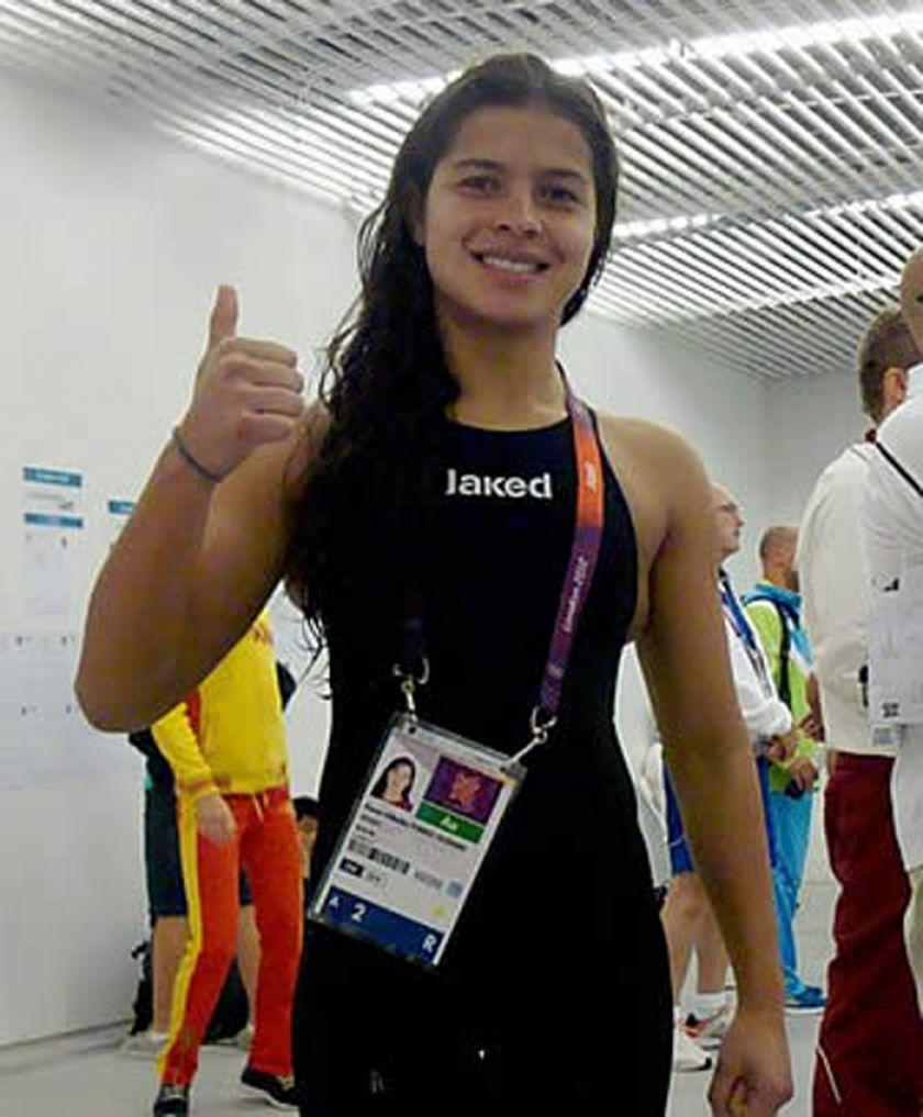 Torrez fue la tercera a nivel latinoamericano