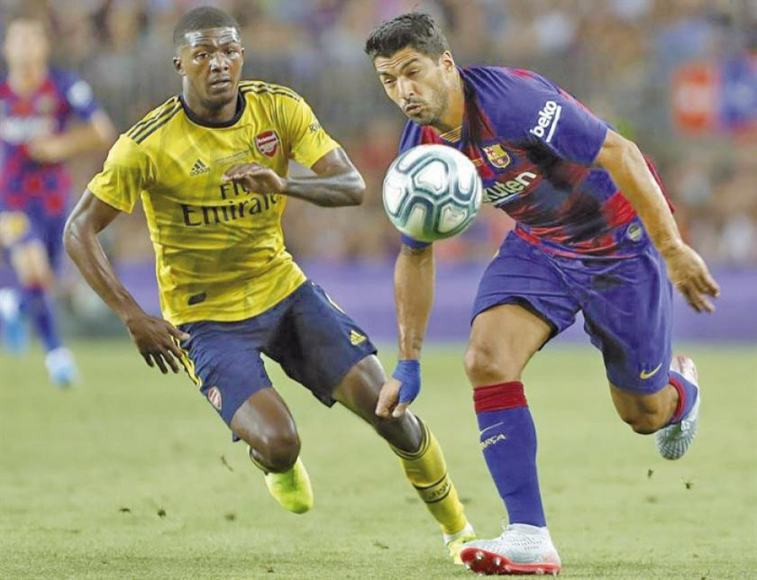 Barcelona gana el Trofeo Joan Gamper