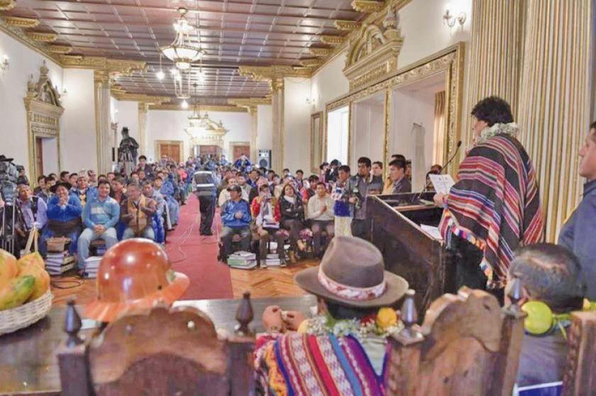 Gobernación reconoce el aporte de los empresarios