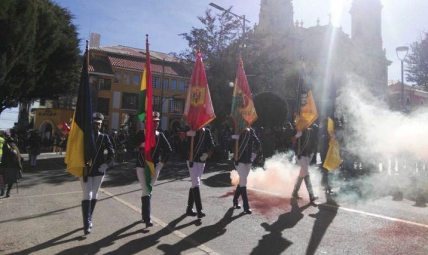 Se destaca la importancia de Potosí para la historia de Bolivia
