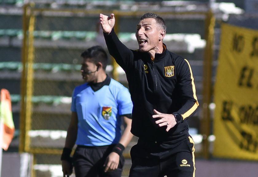 Escobar da paso a Soria en la dirección técnica del Tigre