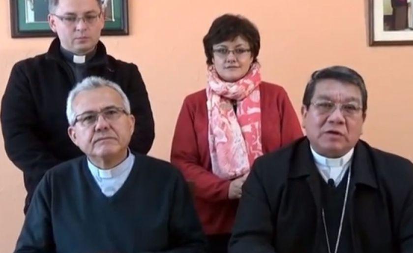 Iglesia lanza línea gratuita para denunciar abuso sexual