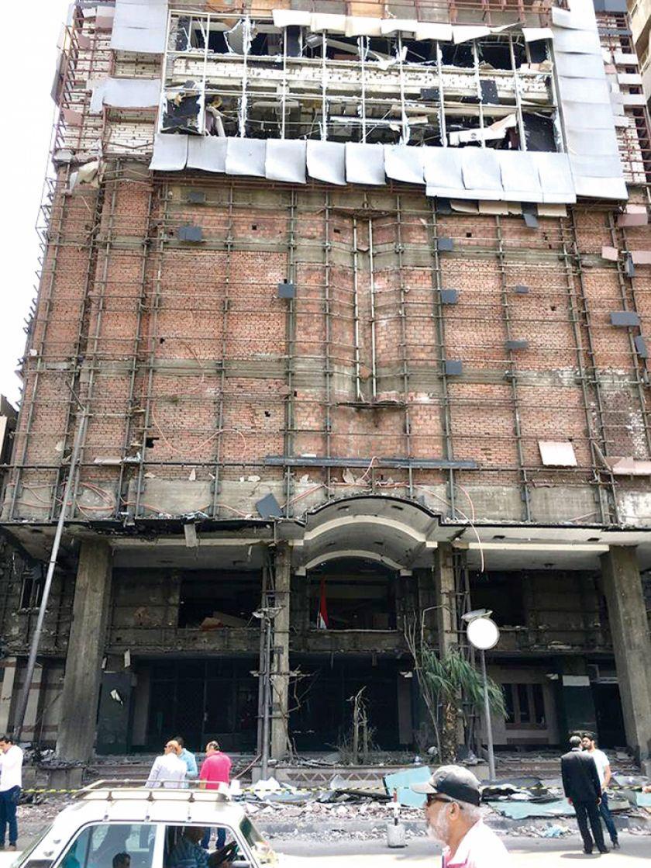 Egipto: Ataque deja decenas de víctimas
