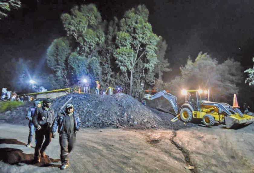 Al menos tres muertos deja explosión en una zona minera de Ecuador