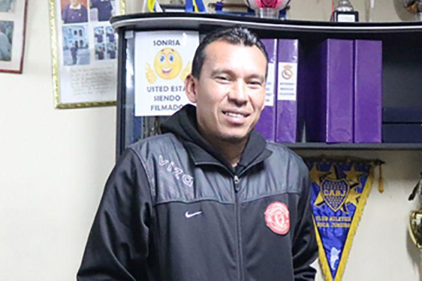 Suárez asume el mando de Real Potosí tras la salida de Espada