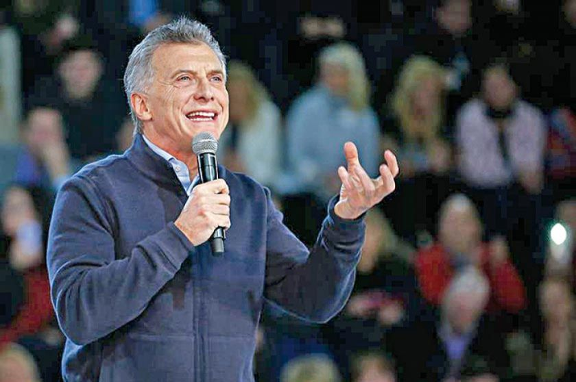 Una Argentina polarizada cierra campaña electoral