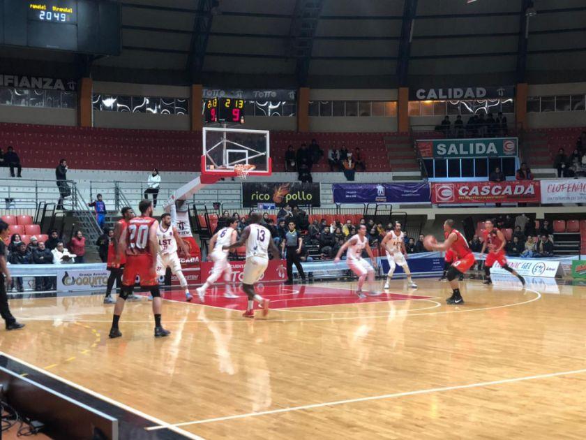 Nacional Potosí logra la victoria en Tarija por 85 a 74 de La Salle