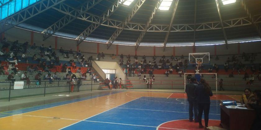 Más de 39 mil estudiantes participaron de las olimpiadas científicas en Potosí