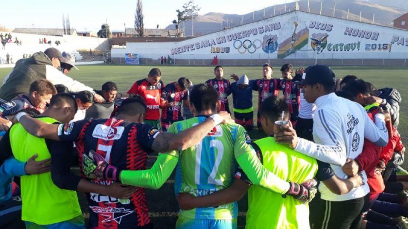 Stormers San Lorenzo vence a Nacional Senac