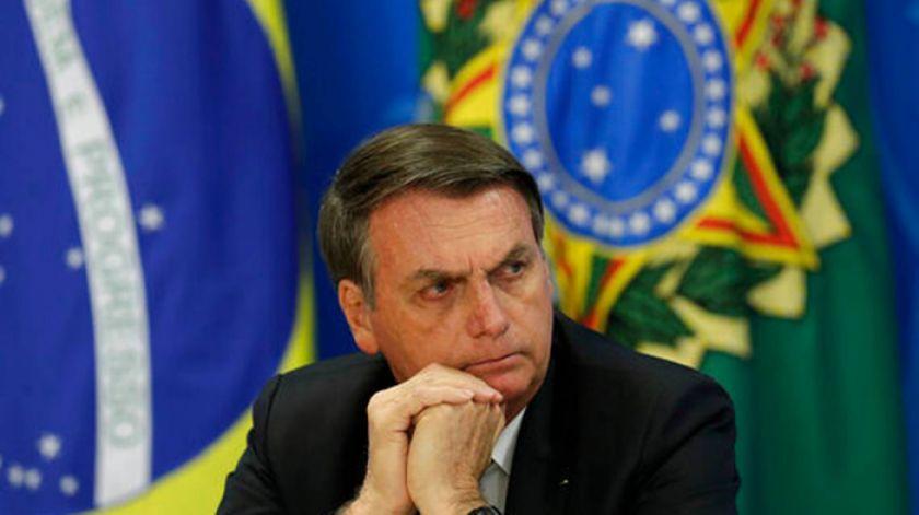 Bolsonaro dice que no necesita de Alemania para cuidar la Amazonía