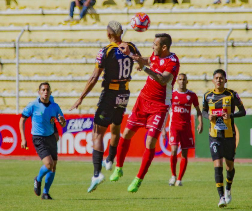 El Tigre se da un festín  de goles con Royal Pari