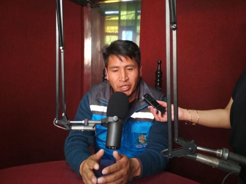 Alcalde temporal de Uyuni pide disculpas por ofensas a la prensa
