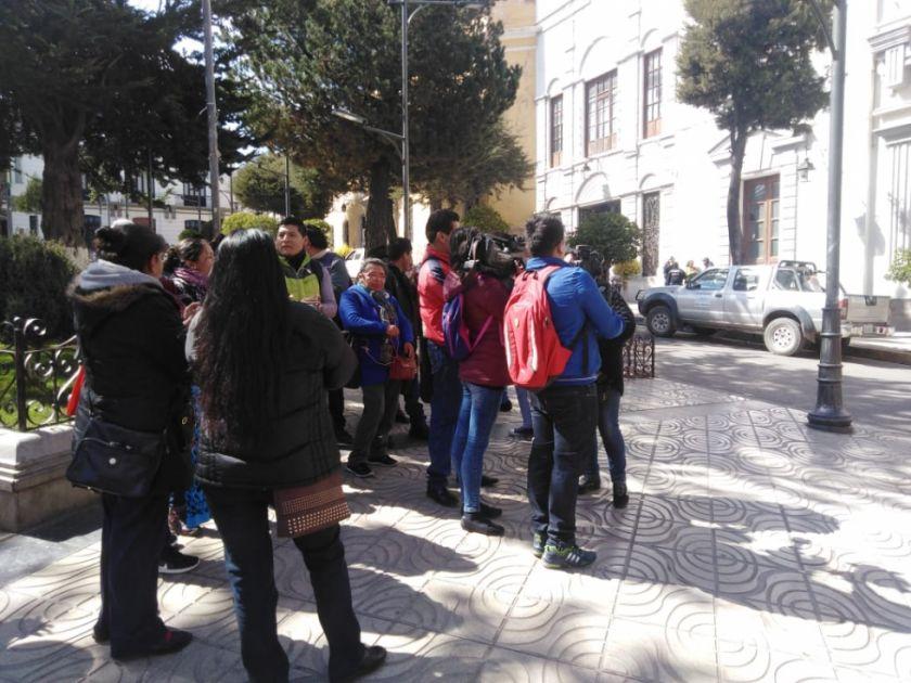 Feriafranquistas anuncian su retorno a avenida Sevilla de Potosí
