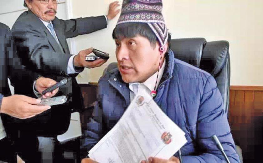 Asamblea Departamental prevé visita a Hito 41 en Llica
