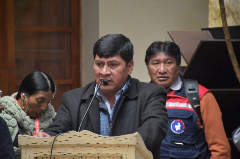 La Gobernación desiste de organizar primera entrada