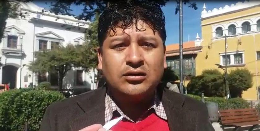 Concejal de Potosí MOP solicita reconsiderar ley de Ch'utillos