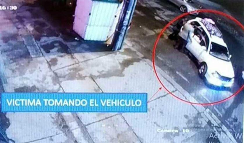 Capturan a conductor acusado de robo y violación a pasajera