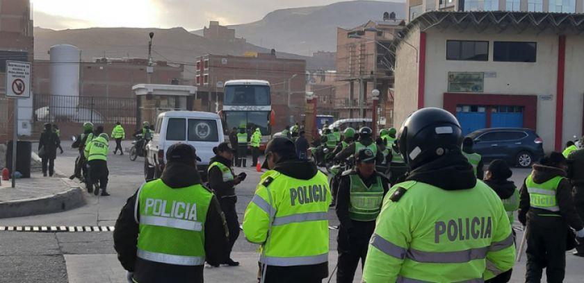 Policía lanza el plan preventivo para evitar accidentes viales