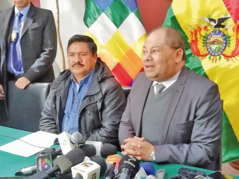 Gobierno estudia pena de 20 años de presidio para policías narcos